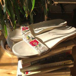 Vintage Dior sandals